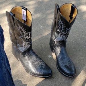 Tony Lama boots, size 13d